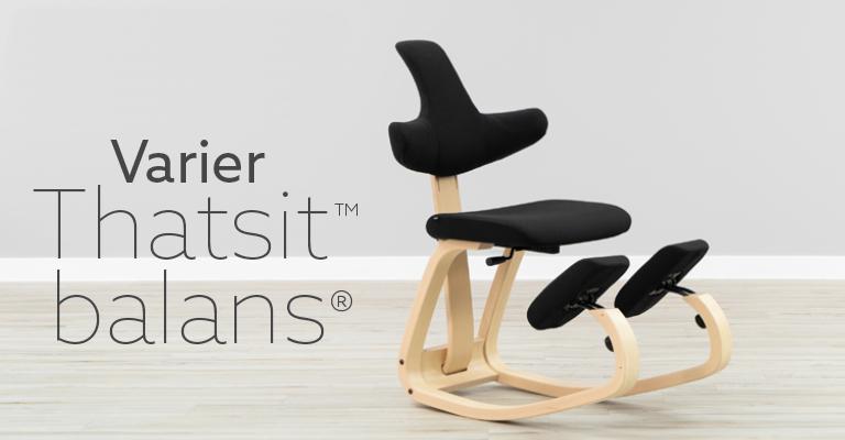 Varier Thatsit Blans Kneeling Chair