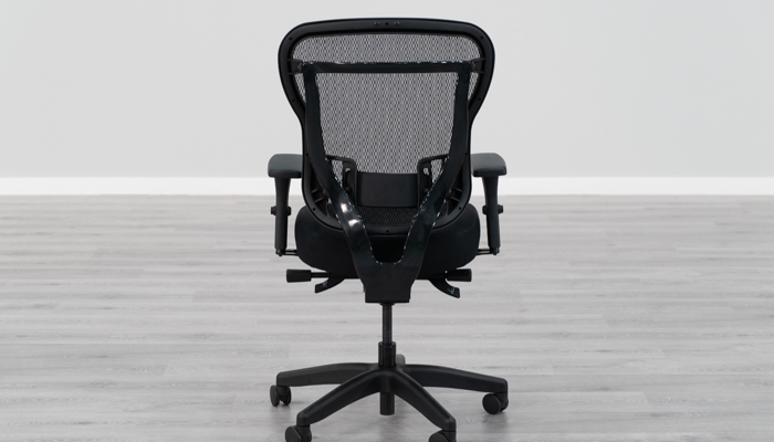 Akir Backrest with Lumbar Support System
