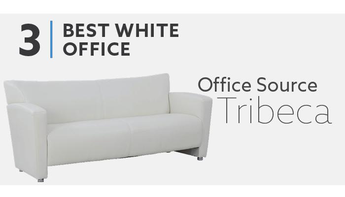 Best White Office Sofa