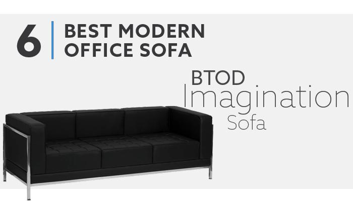 Best Modern Office Sofas