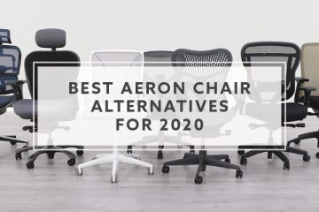 6 Best Herman Miller Aeron Chair Alternatives for 2020