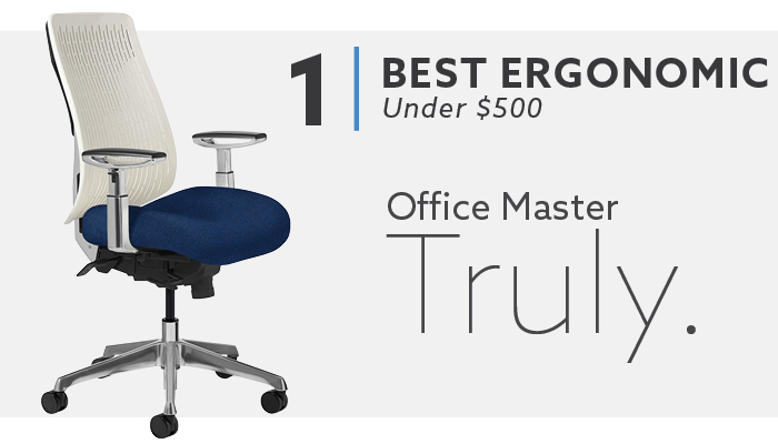 9 Best Office Chairs Under 500 For 2019