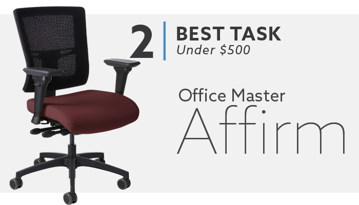# 2 Best Task Chair Under $500 OM Affirm Chiar