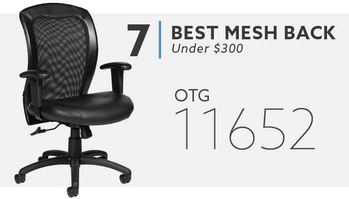 #Best Mesh Chair Under $300 OTG 11652 Chair