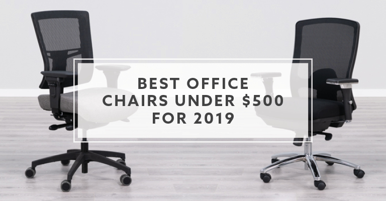 Best Office Chairs For Under $500
