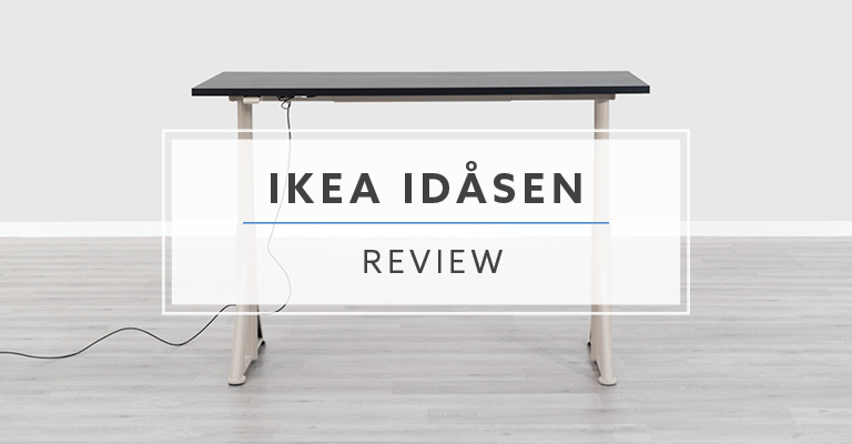 IKEA Idasen Electric Standing Desk (Review / Rating / Pricing)