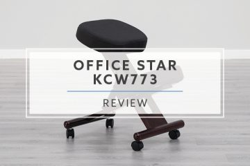Office Star KCW773 Knee Chair Review (Review / Rating / Pricing)