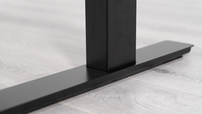 Close up of v2 Commercial Foot Design
