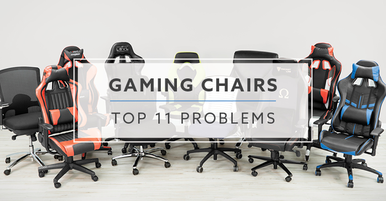 Stupendous Top 11 Gaming Chair Problems For 2020 Pdpeps Interior Chair Design Pdpepsorg