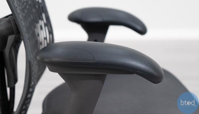 Herman Miller Mirra 2 Armrest Side View