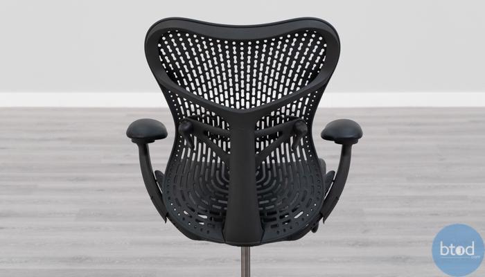 Mirra 2 Backrest