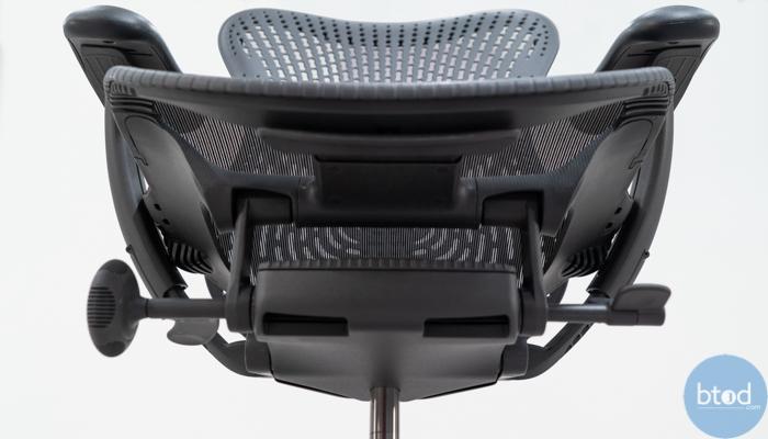 Herman Miller Mirra 2 Mechanism Build Quality