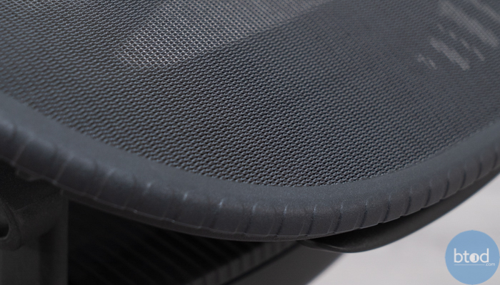 Herman Miller Mirra 2 Mesh and Frame Build Quality
