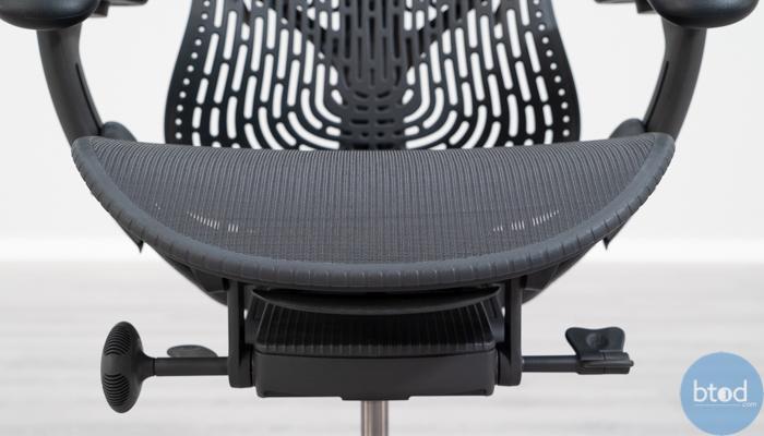 Herman Miller Mirra 2 Front Seat Comfort