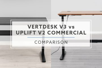 Uplift Desk v2 Commercial vs. VertDesk v3: Which is better?