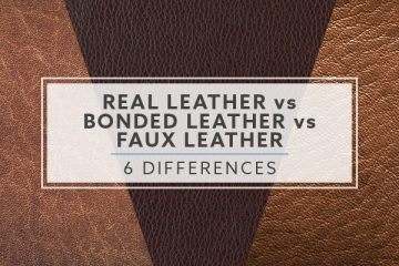 6 Differences Between Real vs. Bonded vs. Faux Leather
