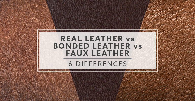 Differences Between Real vs Bonded vs Faux Leather Header