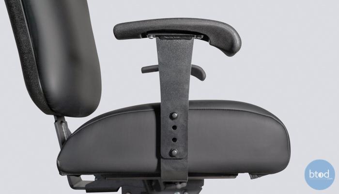 Concept Seating 3156HR bolt height adjustment