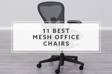 11 Best Mesh Office Chairs for 2021
