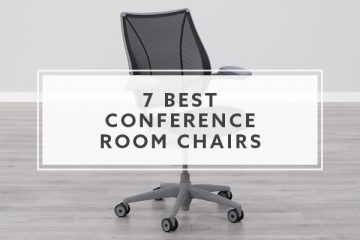 7 Best Conference Room Chairs For 2021