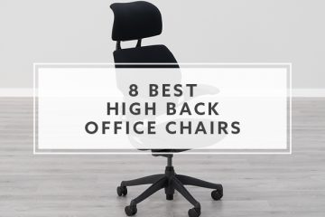 8 Best High Back Office Chairs for 2021