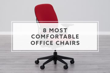 8 Most Comfortable Office Chairs for 2021