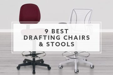 9 Best Drafting Chairs & Stools for 2021