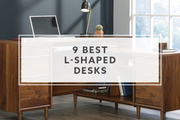 9 Best L Shaped Desks For 2021