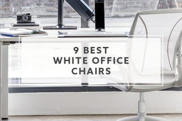 9 Best White Office Chairs in 2021