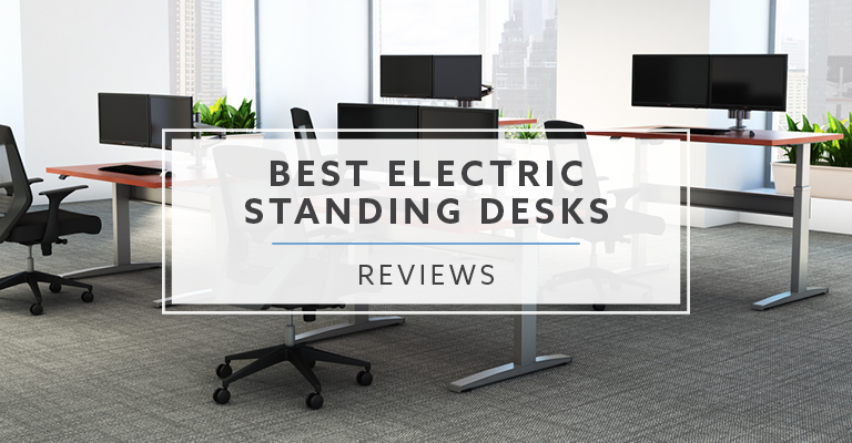 Best Adjustable Standing Desks In 2021, Good Adjustable Desks