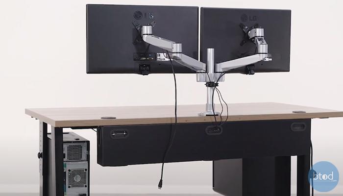 monitor cord length