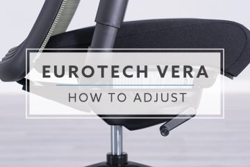 How-To: Eurotech Vera Chair Adjustment Guide