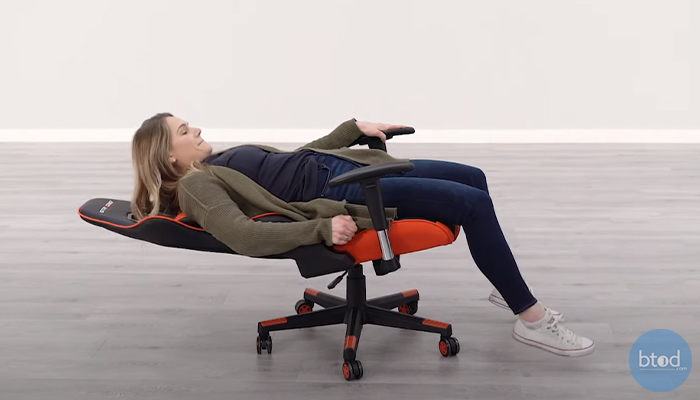 gaming chair recline