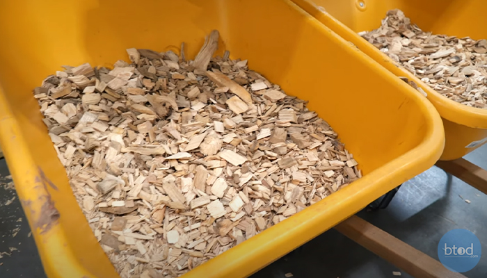 Arauco Particle Flakes