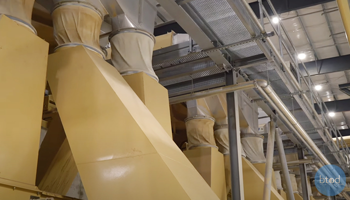 Arauco Mill and Dry