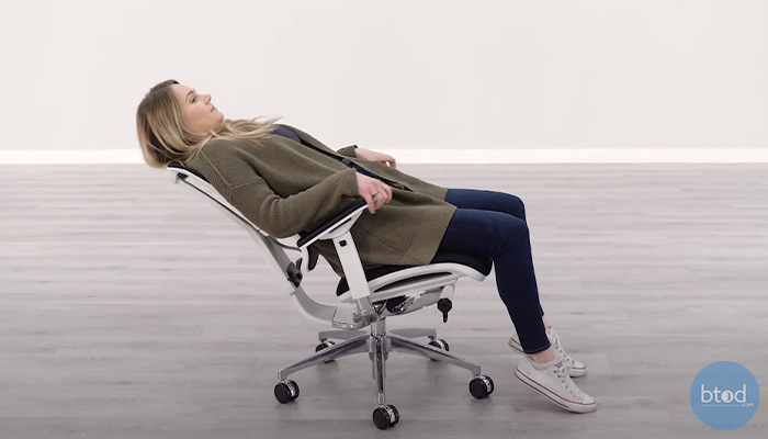 office chair recline