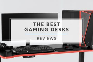 12 Best Gaming Desk Reviews for 2021