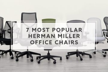 7 Most Popular Herman Miller Chairs