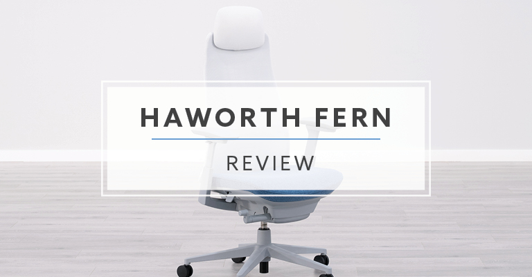 Haworth Fern Office Chair 2021 Review + Pricing