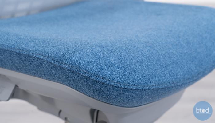 Haworth Fern seat upholstery