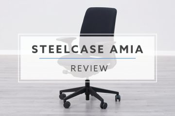 Steelcase Amia Office Chair 2021 Review + Pricing