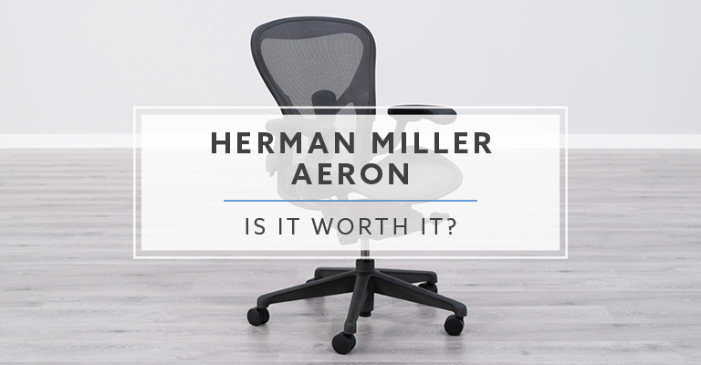 Herman Miller Remastered Aeron Chair: Is It Worth It?