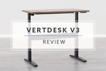 VertDesk v3 Standing Desk Review