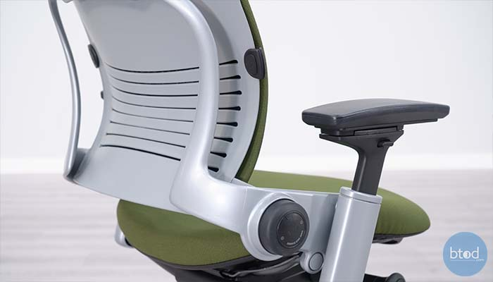 Steelcase Leap v2 Lumbar System