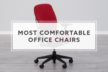 6 Most Comfortable Office Chairs for 2021