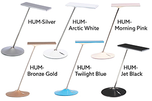 humanscale desk lamps