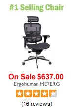 Ergohuman ME7ERG Chair