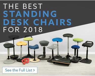 Best Standing Desk Chairs 2017