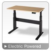 Best Adjustable Height Desk Shop For Sit To Standing Desks
