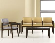 Reception Chairs Desks